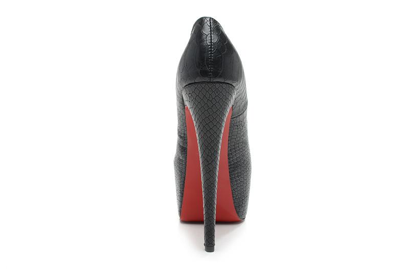 Women's Christian Louboutin High-heeled shoes #76602 replica