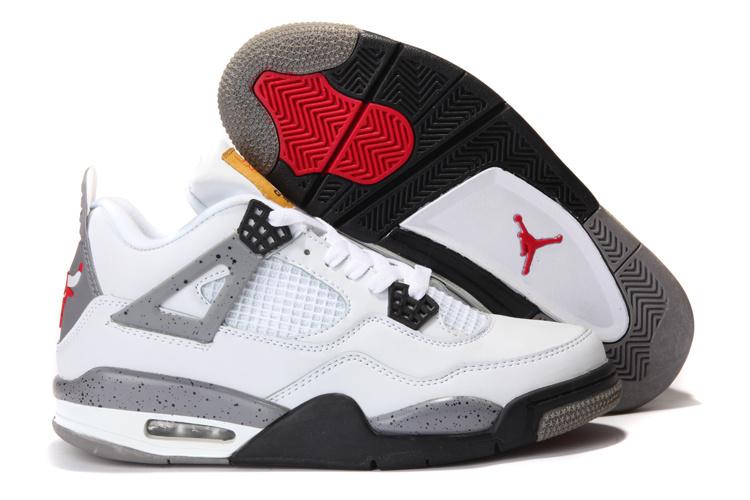 Air Jordan 4 Shoes for MEN #82549 replica
