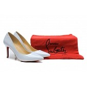 Christian Louboutin 8CM High-heeled shoes #97605