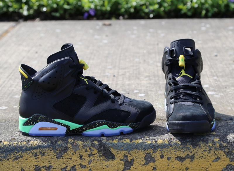 Air Jordan 6 Shoes for MEN #116616 replica