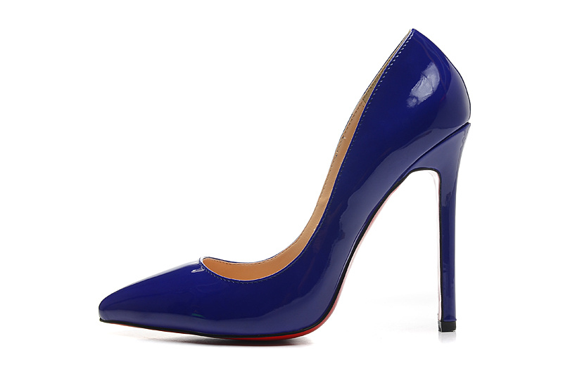 Women's Christian Louboutin High-heeled shoes #121643 replica