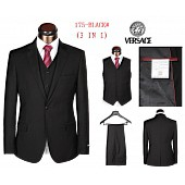 Men's Versace 3-piece set Suit #124366