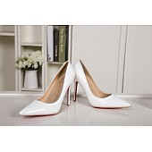 Christian Louboutin 10CM High-heeled shoes #142845