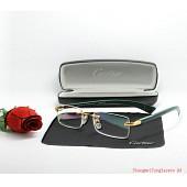 cartier  plain glasses #147923
