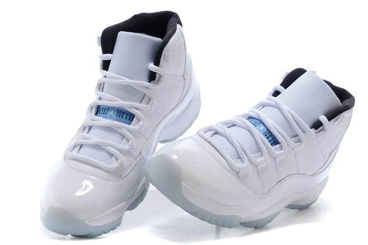 Air Jordan 11 Shoes for Women #163721 replica