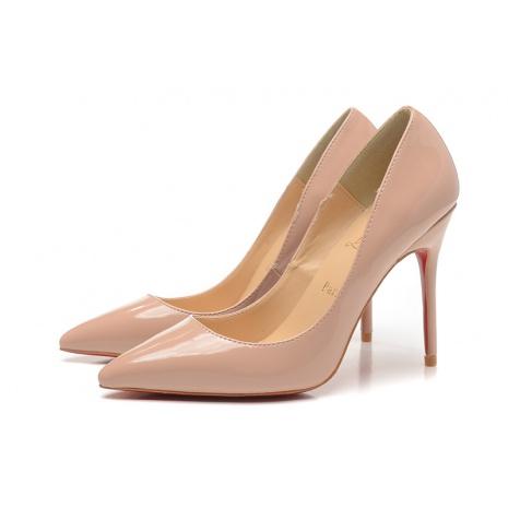 Christian Louboutin 10cm High-heeled shoes for women #167380