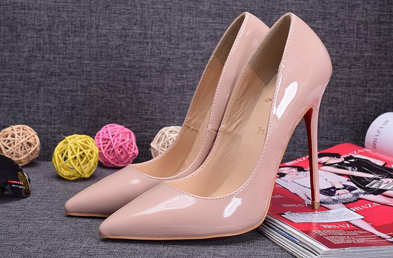 Christian Louboutin 12cm High-heeled shoes for women #179648 replica