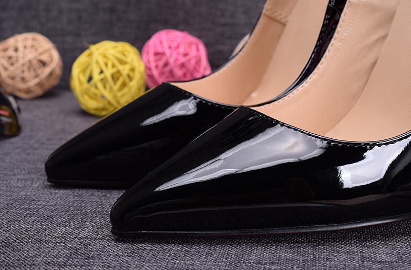 Christian Louboutin 12cm High-heeled shoes for women #179649 replica