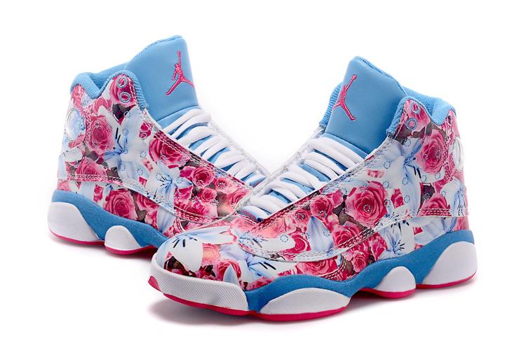 Air Jordan 13 Shoes for Women #181232 replica