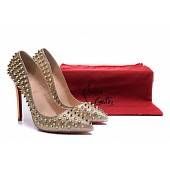 Christian Louboutin 10cm High-heeled shoes for women #178575