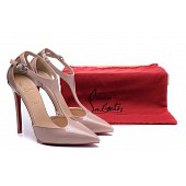 Christian Louboutin 10cm High-heeled shoes for women #178576
