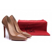Christian Louboutin 12cm High-heeled shoes for women #178582