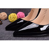 US$55.00 Christian Louboutin 12cm High-heeled shoes for women #179649