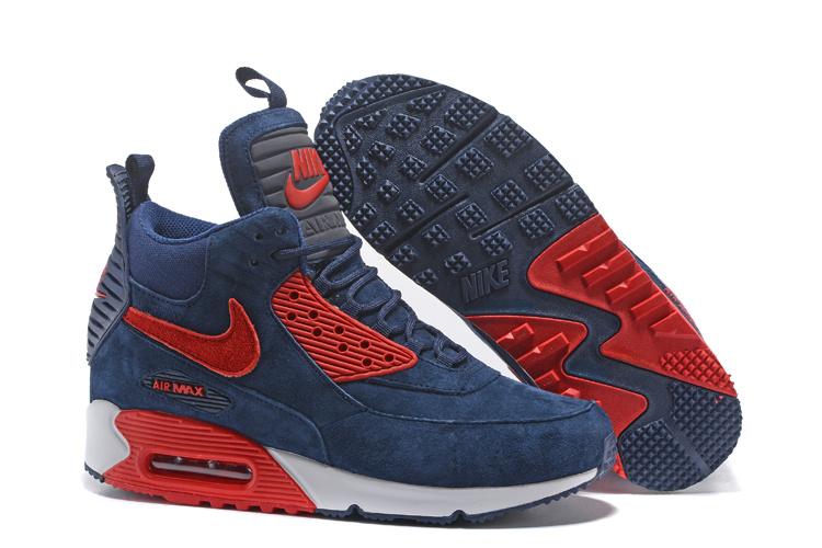 NIKE AIR MAX 90 Shoes for Men #208285 replica