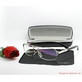cartier  plain glasses #206363