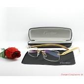 cartier  plain glasses #206367