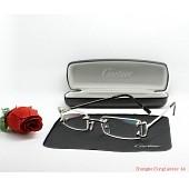 cartier  plain glasses #206375