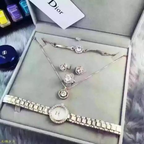 Dior Watch sets 5pcs #240038