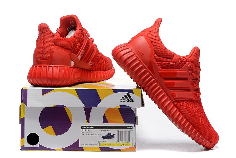 Adidas Yeezy Ultra Boost Men Shoe #235902 replica