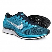 nike flyknit racer shoes for men #247943