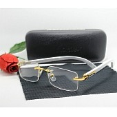 cartier  plain glasses #259836