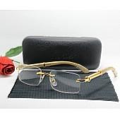 cartier  plain glasses #259897