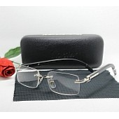 cartier  plain glasses #259915