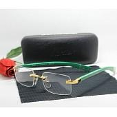 cartier  plain glasses #259962