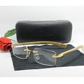 cartier  plain glasses #259966