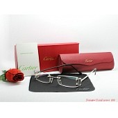 cartier  plain glasses #259973