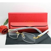 cartier  plain glasses #259988