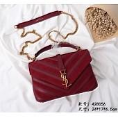 YSL AAA+ Handbags #296092
