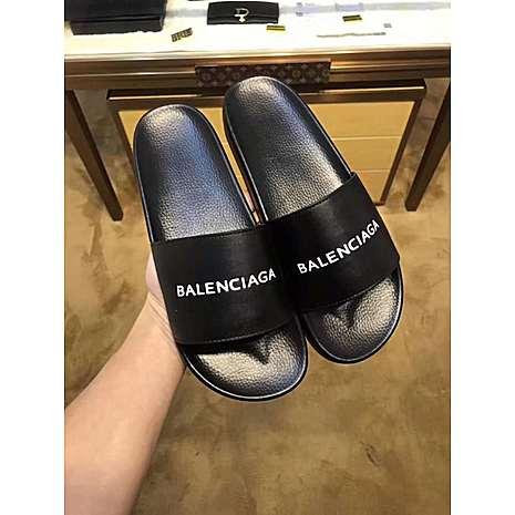 Balenciaga shoes for Balenciaga Slippers for men #305173