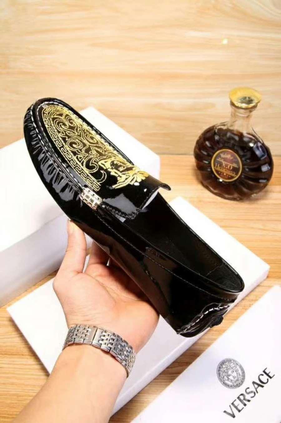 Versace shoes for MEN #306411 replica