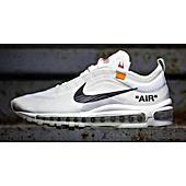 Nike Air Max Shoes for Nike AIR Max 97 shoes for men #307254
