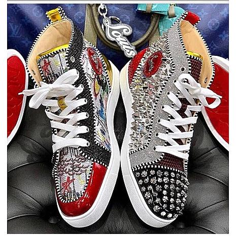 Christian Louboutin Shoes for MEN #308538 replica