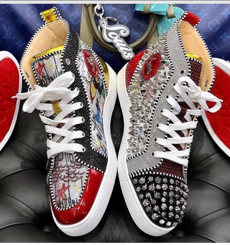 Christian Louboutin Shoes for MEN #308538 replica