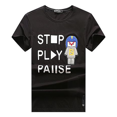 Fendi T-shirts for men #310612