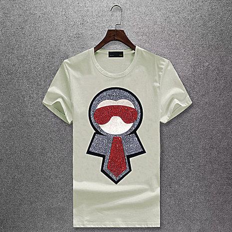 Fendi T-shirts for men #312073 replica