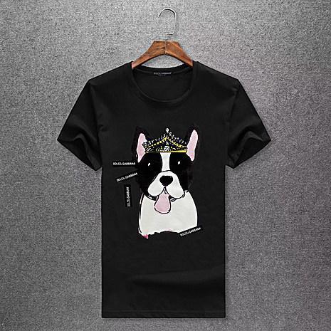 D&G T-Shirts for MEN #314659
