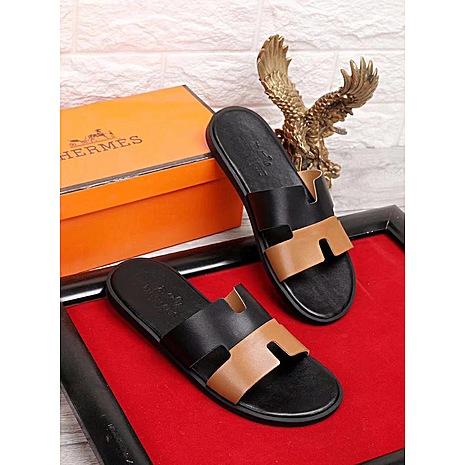 HERMES Shoes for Men's HERMES Slippers #315251