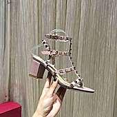 VALENTINO 6.5cm high-heeles shoes for women #310991