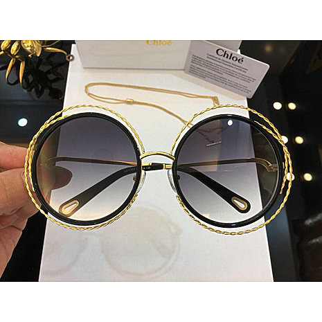 CHLOE AAA+ Sunglasses #319528 replica