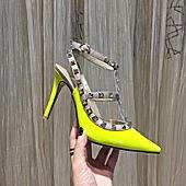 VALENTINO 9.5cm high-heeles shoes for women #318849