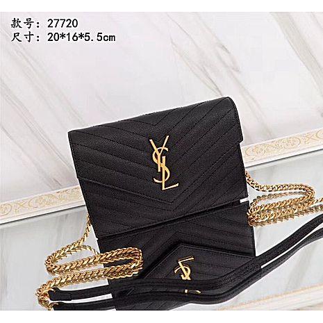 YSL AAA+ handbags #321185
