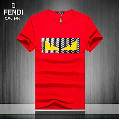 Fendi T-shirts for men #321901