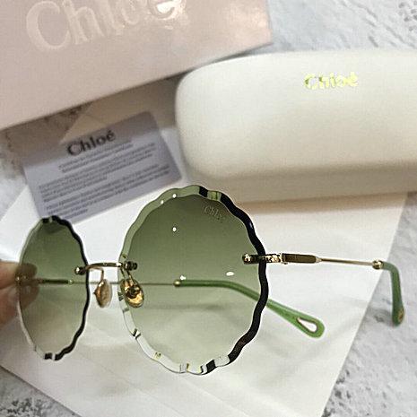 CHLOE AAA+ Sunglasses #329854