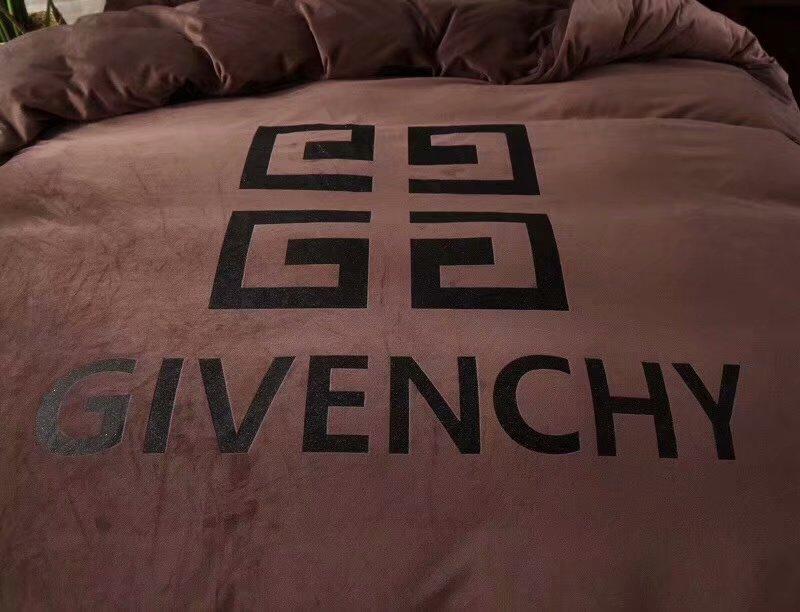 Givenchy Bedding Sets 4pcs #324634 replica