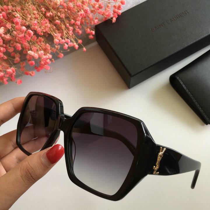 YSL AAA+ Sunglasses #329243 replica