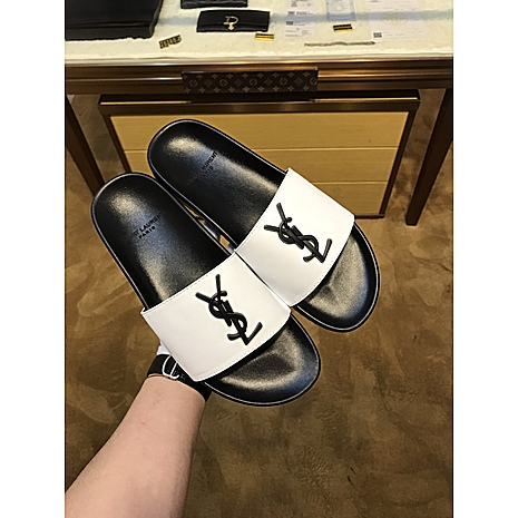 YSL Shoes for YSL slippers for Men #330807 replica